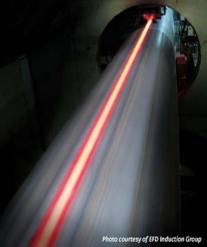 NDT - Weld Line Profile