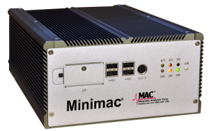 MiniMac55 Eddy Current technology for NDT