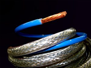 Testing wire with NDT